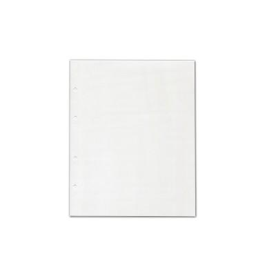 """Лист промежуточный белый. Стандарт """"OPTIMA"""". Размер 200х250 мм. СОМС (ЛБ-O)"""