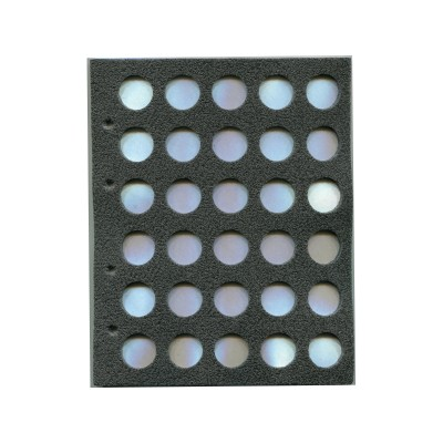 Лист для пивных пробок на 48 мест размер 245 х 310 мм. GRAND