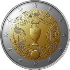 Чемпионат Европы по футболу. 2 евро 2016 года. Франция