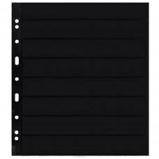 Лист для марок Optima 8S (чёрный фон)