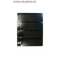 Лист 200*250 мм двусторонний (черный) для 8 бон